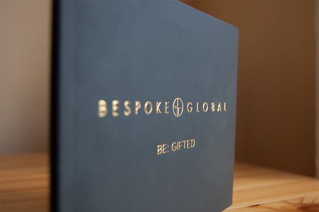 Bespoke Global Gift Catalog Image